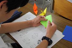 中学2年生 医進グローバルコース「日本文化を学ぶ」
