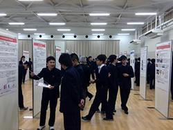 2月24日 SSH課題研究発表会