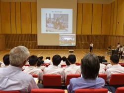 バイオ・ナノセンター課題研究プロジェクト発表会
