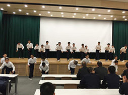 Ⅱ進コース英語スピーチコンテスト