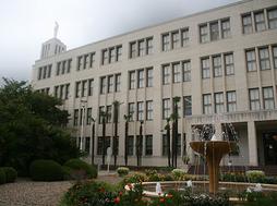 神戸海星女子学院中学校外観