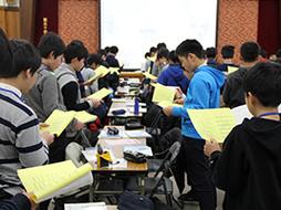 第1回「滝川中学校合格者登校日」