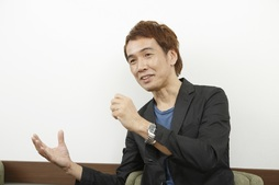 スペシャル・インタビュー:馬場俊英さん
