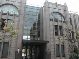 帝塚山学院中学校外観