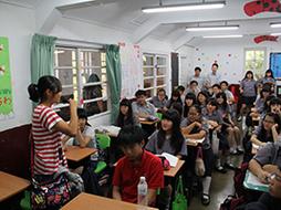 台湾・淡江中学校との交流ツアーを実施
