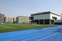 関西大学北陽中学校外観