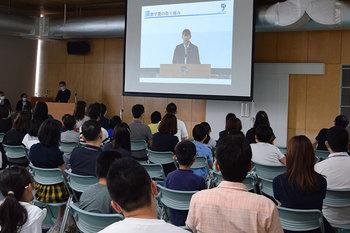 須磨学園中学校 日能研生対象見学会を開催
