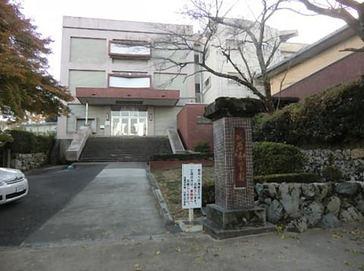 比叡山中学校外観