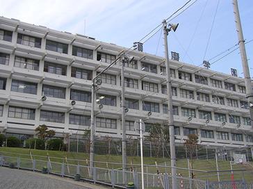 須磨学園中学校外観