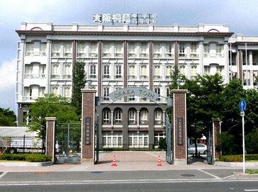 大阪桐蔭中学校外観