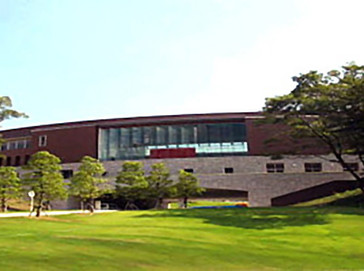 智辯学園奈良カレッジ中学部外観