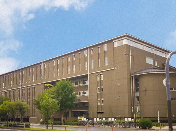 大阪星光学院中学校外観